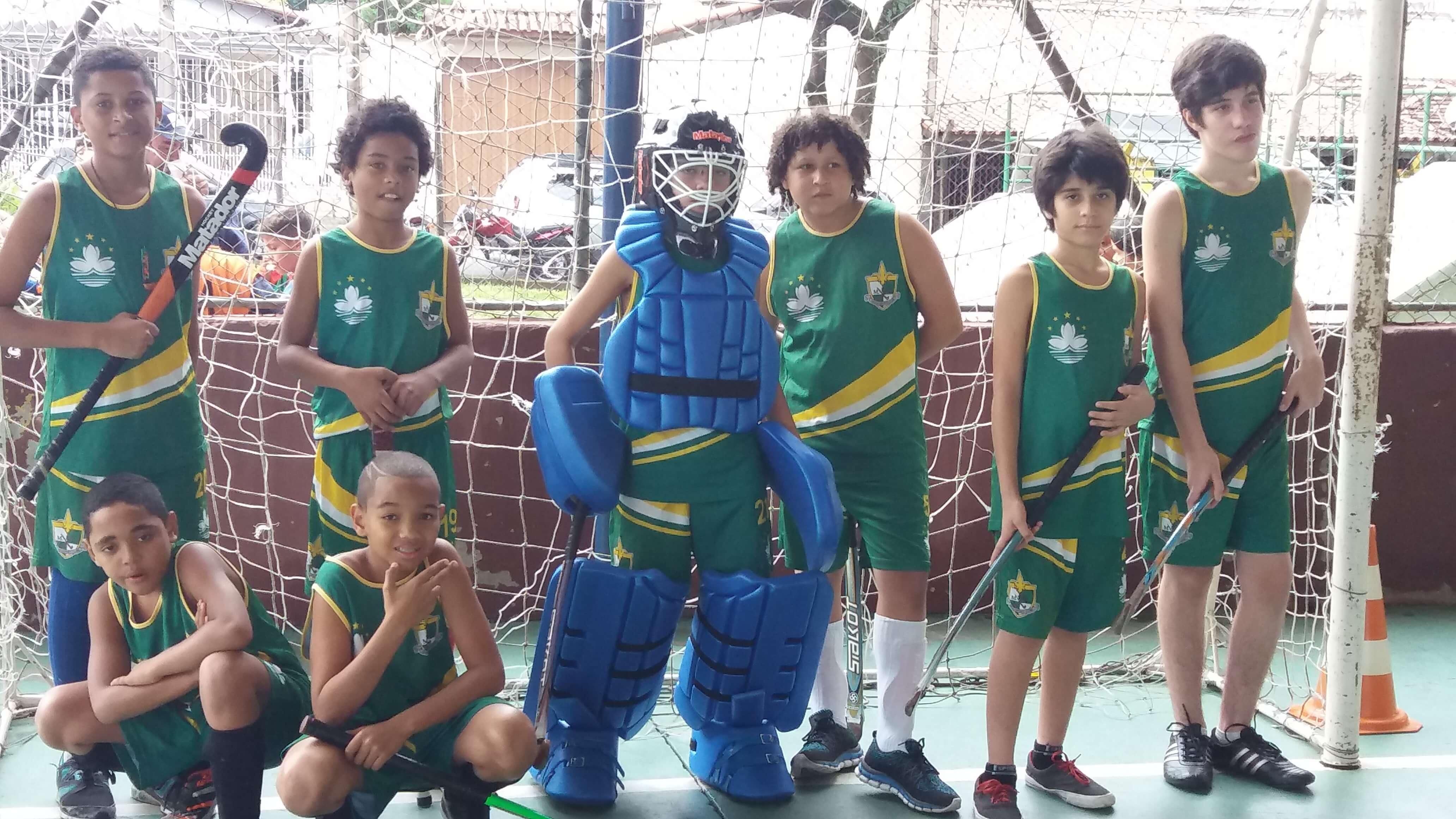 Equipe Sub-13 participou do Festival em São José dos Campos