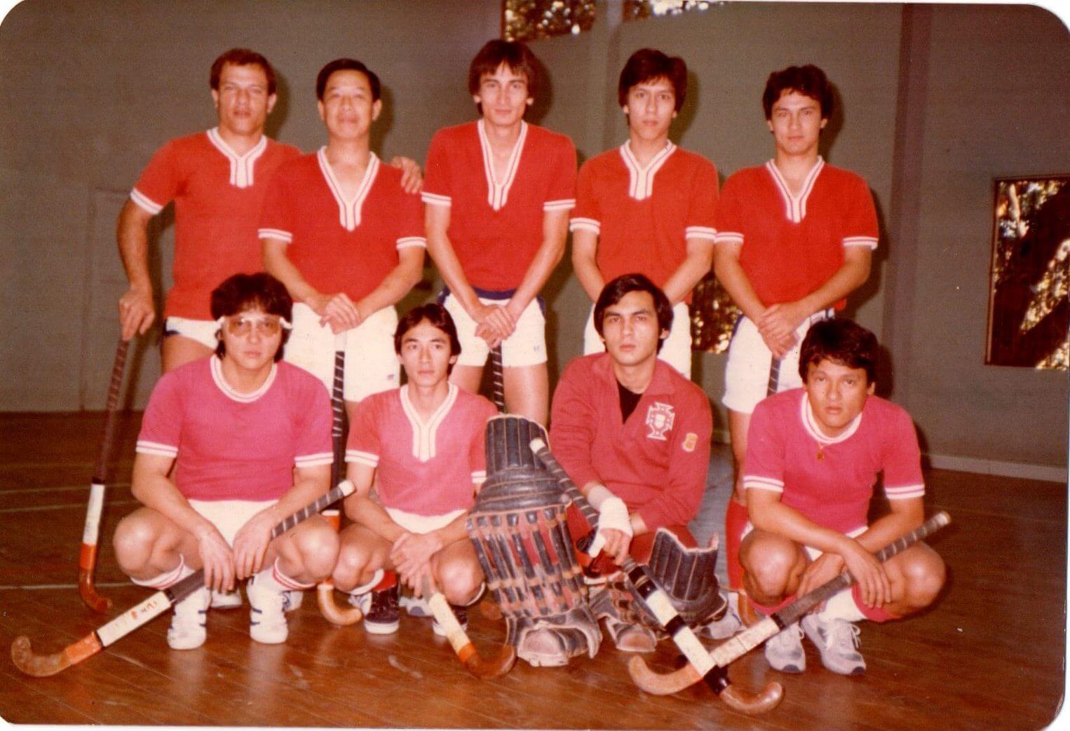 Foto Tirada em Dezembro de 1986